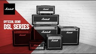 Marshall DSL40CR Video