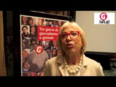 Letizia Gonzales a GlocalNews