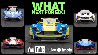 Project CARS 2  Imola GTE, Live EDC Season #2 Championship PS4 Gameplay