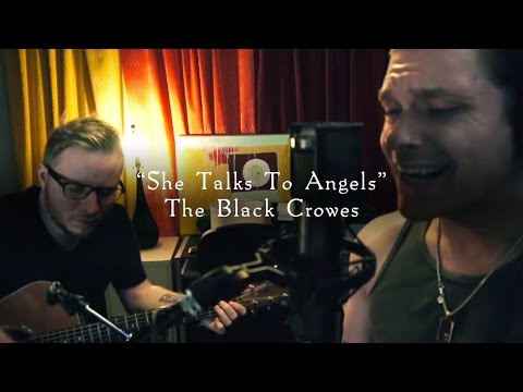 Smith Myers She Talks To Angels The Black Crowes Acoustic Cover