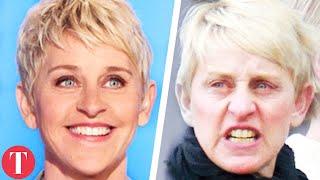 The Double Life Of Ellen Degeneres