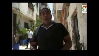 preview picture of video 'الحراك الشبابي مشروع ترميم البيوت الثلاثة في مخيم طولكرم في يوم الجمعة 27-6-20'