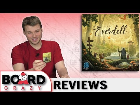 Everdell Review - Fancy Components & Furry Critters