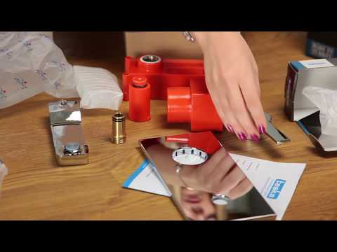 Смеситель для раковины E-51100  youtube