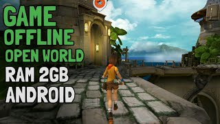 Gambar cover BEST 10 Game Offline OpenWorld Untuk RAM 2GB Terbaik Di Android (HighGrafis)