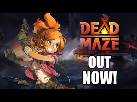 Dead Maze: Out now on Steam! thumbnail