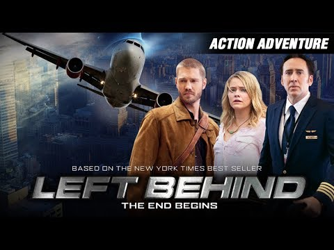 Hollywood Movies 2017 | Left Behind | Nicolas Cage, Lea Thompson | Hollywood Action Movies