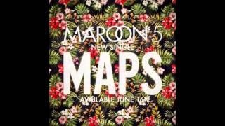 Maroon 5 - Maps - Single - Maps HD1080 320kbps