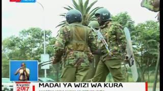 Mgombea urais Raila Odinga alaumu asasi za serikali kwa kuhusika na wizi katika uchaguzi mkuu ujao