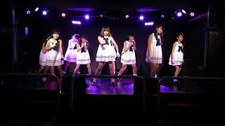 アモレカリーナ大阪 カバー曲『つばきファクトリー 低温火傷』@ 難波 NUNBER GATE #G8(IDOL STAGRAM)