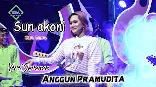 Download lagu Anggun Pramudita Sun Akoni Versi Jaranan Mp3