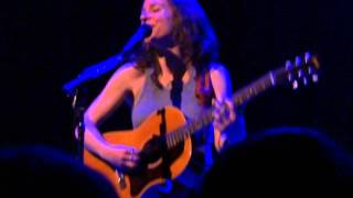 "Ani DiFranco ""The Whole Night"" performance concert San Francisco 20124"