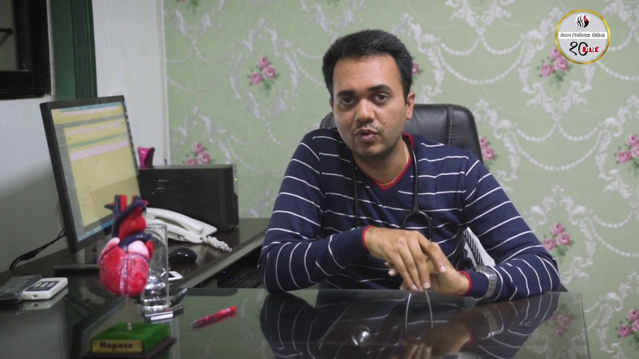 Youths are at risk of heart disease: Dr. Anil (with video)