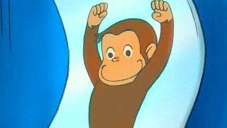 Curious George 🐵George vs. The Turbo Python 3000 🐵 Kids Cartoon 🐵 Kids Movies   Videos For Kids