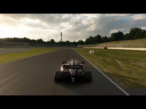 Gran Turismo Sport - Super Formula Dallara SF19 Super Formula / Toyota '19 Gameplay [4K PS4 Pro]