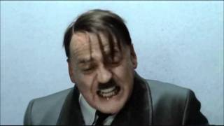 Hitler yells JA-JA-JA-JA-JA for 10 minutes while I play fitting music!