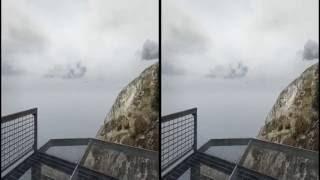 3D Jump FAIL - GTA V | VR/Cardboard/Active/Passive - SBS