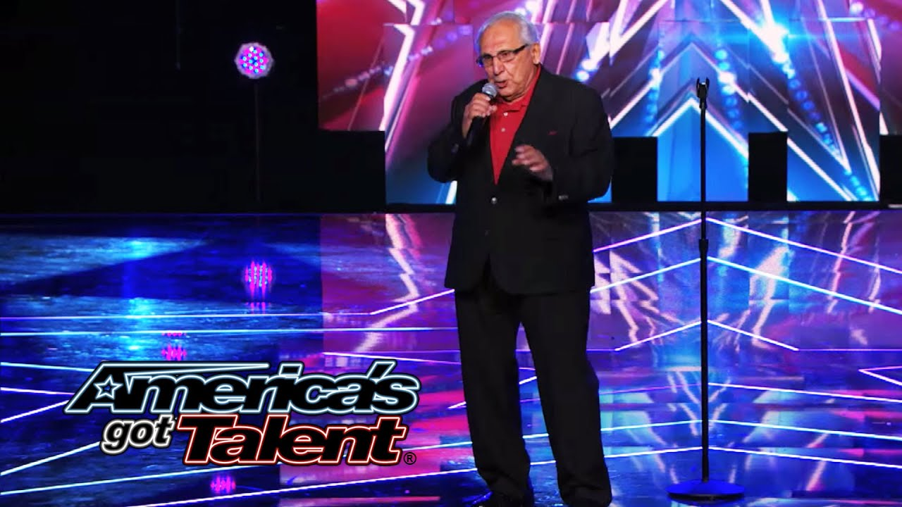 "Frank The Singer: 74-Year-Old's Cool ""I've Got You Under My Skin"" Cover - America's Got Talent 2014 thumbnail"