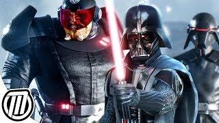 Star Wars Jedi Fallen Order: Darth Vader & Ninth Sister Explained
