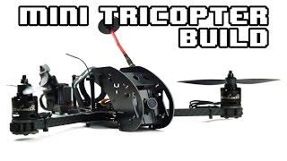 RCExplorer Mini Tricopter - Build Video