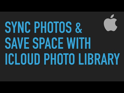How to use iCloud Photo Library to sync photos & save space