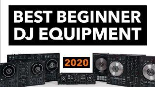 The Best DJ Equipment For Beginners In 2020!