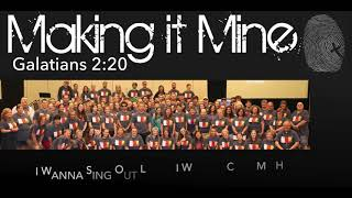 Making It Mine Youth Event Surveys & Theme Song