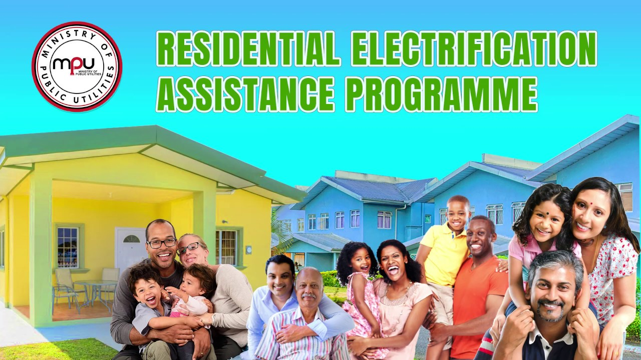 What is the Residential Electrification Assistance Programme aka REAP?