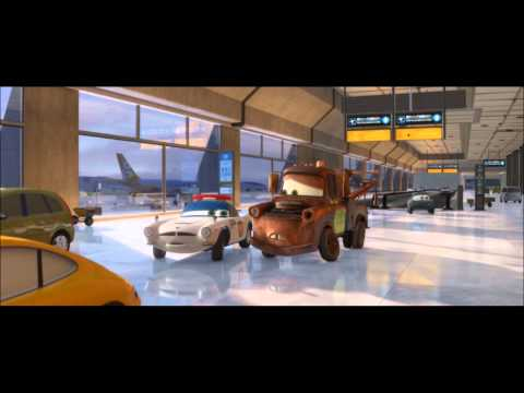 Cars 2 Complete Soundtrack - Tarmac The Magnificent (Extended)