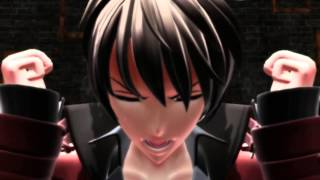 【MMD】 自傷無色 / Self-Inflicted Achromatic 【1080pHD 60FPS】