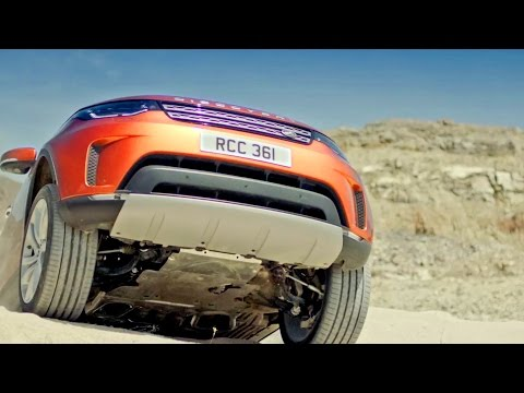 2018 Land Rover Discovery Off-Road Demo