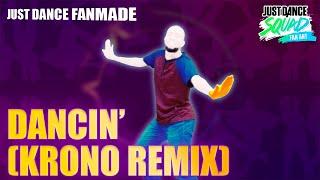 Dancin' (Krono Remix) by Aaron Smith | Just Dance 2019 | SoToSendoCadu Fanmade