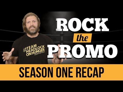 ROCK THE PROMO RECAP - Episode 9 feat. Edge (Not Hosted by Joe Santagato)