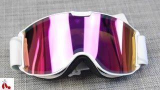 UVEX skyper LTM ski goggles review
