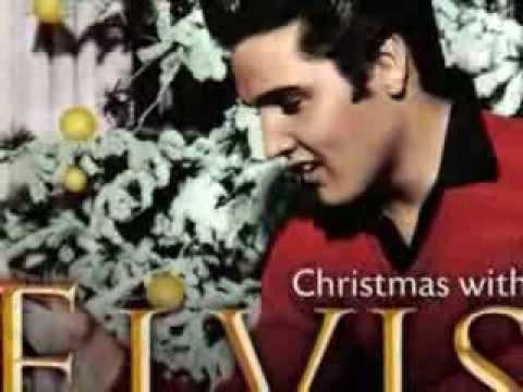 Elvis Presley-Merry Christmas Baby+lyrics