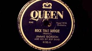 Jimmie Gordon - Rock That Boogie