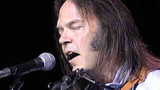 Neil Young - Comes A Time (Live at Farm Aid 1995)