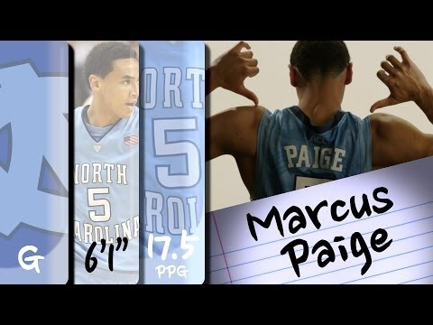 Video: Marcus Paige Freshman & Sophomore Season Highlights