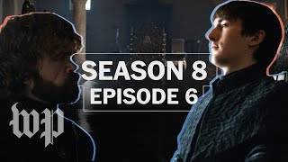 The End of the Iron Throne | 'Game of Thrones' Season 8, Episode 6 Analysis