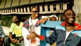 Akon ft. Kardinal Offishall - Body Bounce (2010) HQ
