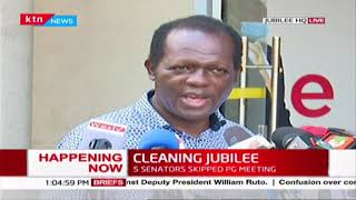 BREAKING NEWS: Jubilee makes changes to Senate Committees