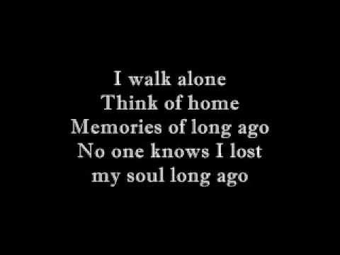 Three Days Grace - On My Own (lyrics)
