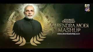 Narendra Modi Mashup  DJ Sumit Sharma