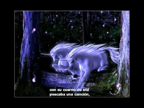"""Mi unicornio azul"" Silvio Rodríguez"