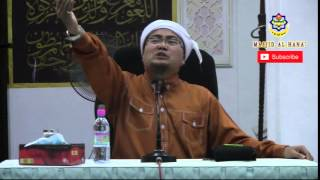 preview picture of video 'Ustaz Jafri Abu Bakar Mahmoodi - Kuliah Maghrib Masjid Al-Hana.'