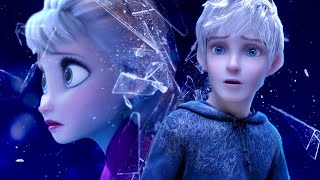 Elsa And Jack Frost   Faded