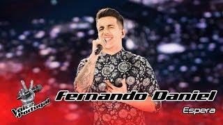 "Fernando Daniel canta ""Espera"" | Gala | The Voice Portugal"