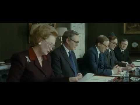 "The Iron Lady - Cabinet Meeting Scene (""Cowardice"")"