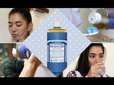 14 Ways To Use Dr  Bronner's Liquid Soap | BeautyMNL Mp3