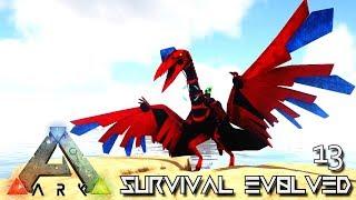 ARK: SURVIVAL EVOLVED - MYTH TEK WYVERN EMPEROR E110